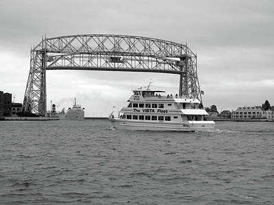 Duluth Photograph - Postcards From Duluth by Alison Gimpel