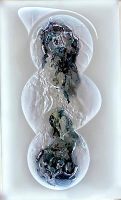 Joan Raspo Wall Art - Mixed Media - Potentia by Joan Raspo