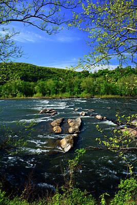 Photograph - Potomac River Rapids by Raymond Salani III