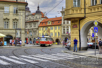 Czech Republic Photograph - Prague by Juli Scalzi