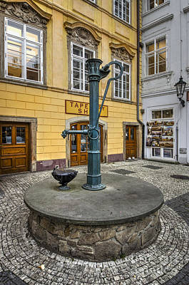 Czech Republic Wall Art - Photograph - Prague by Smart Aviation
