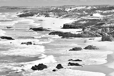 Photograph - Praia Do Malhao Alentejo Portugal by Marek Stepan
