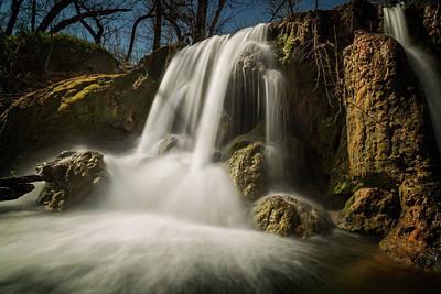 Photograph - Price Falls by Ricky Barnard