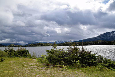 Photograph - Pristine Lake At Fraser British Columbia by Barbara Snyder