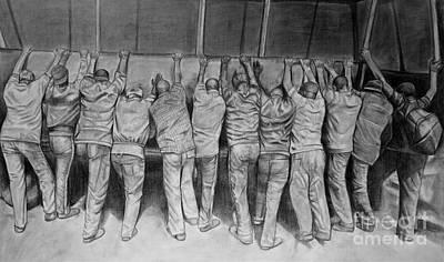 Protest Original by Curtis James