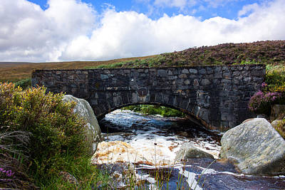 Photograph - Ps I Love You Bridge In Ireland by Semmick Photo