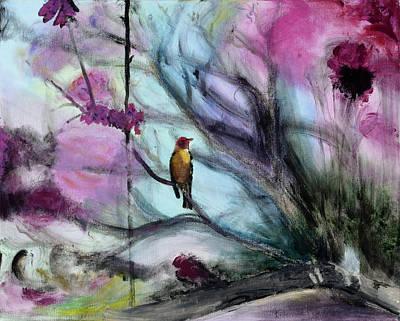 Psalm 84 Art Print by Lorie Meynig