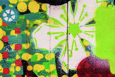 Haight Ashbury Wall Art - Photograph - Psychedelic Street Art by Art Block Collections