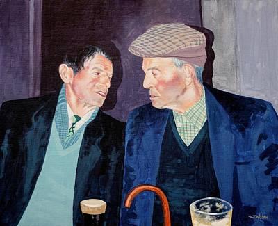 Pub Parlance Original by John  Nolan