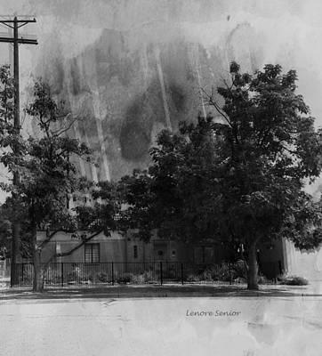 Photograph - Pueblo by Lenore Senior