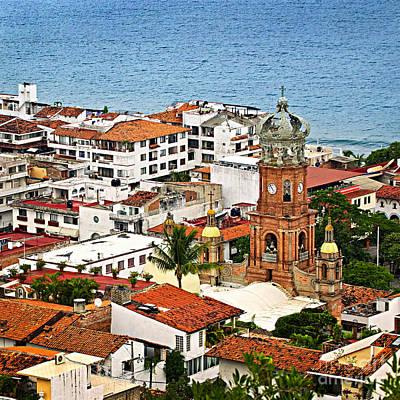Photograph - Puerto Vallarta by Elena Elisseeva
