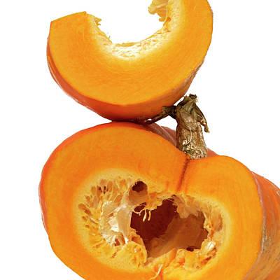 Pumpkins Print by Bernard Jaubert