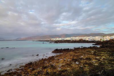 Punta Mujeres - Lanzarote Art Print