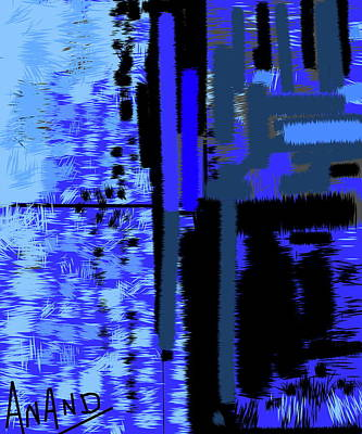 Digital Art - Pure Abstraction-10 by Anand Swaroop Manchiraju