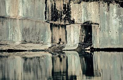 Photograph - Quarry by Gillis Cone