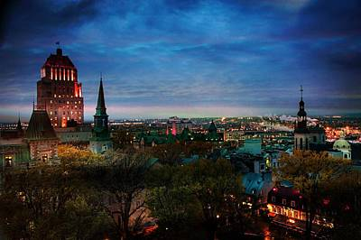 Photograph - Quebec City by Bill Howard