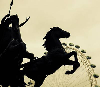 Photograph - The Queen Boudica  by JAMART Photography