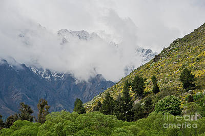 Photograph - Queenstown New Zealand. Remarkable Ranges  by Yurix Sardinelly