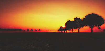 Photograph - Quiet Dawn by Pixabay