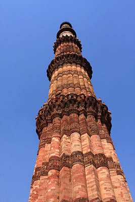 Photograph - Qutab Minar by Aidan Moran