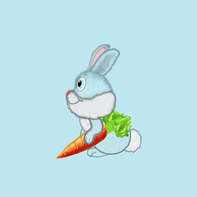Rabbit Original by Lili Zupanc