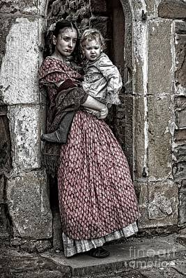 Photograph - Ragged Victorians by David Birchall