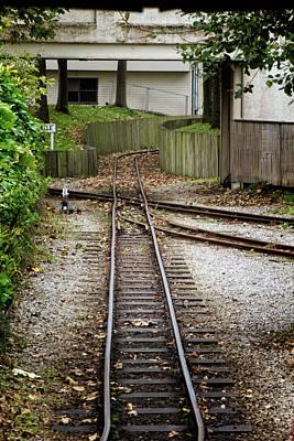 Photograph - Railroad Art  by Doc Braham