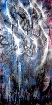Rain IIi Art Print by Leigh Odom