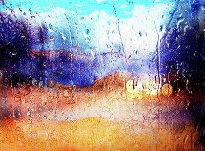 Photograph - Rainy by Lilia D