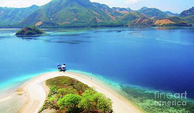 Pyrography Photograph - Raja Ampat Island by Andy Maryanto