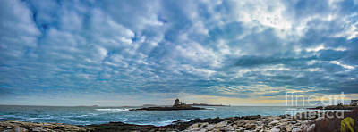 Photograph - Ram Island Light by Alana Ranney