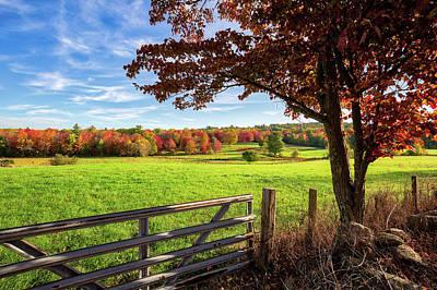 Photograph - Ramblin' Vewe Farm by Robert Clifford