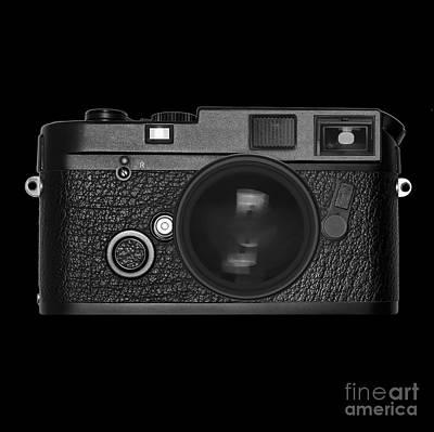Rangefinder Camera Art Print