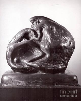 Sculpture - Rape Of Europa II by Robert F Battles