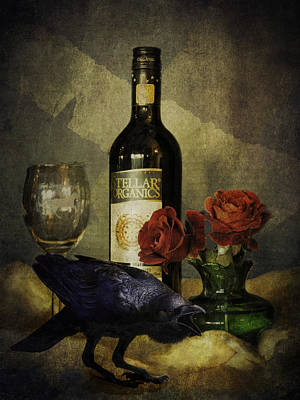 Photograph - The Ravens Table by Sandra Selle Rodriguez