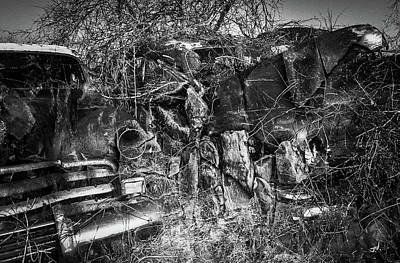 Photograph - Reclamation by Jim Vance