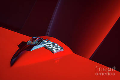 Photograph - Red C2 by Dennis Hedberg