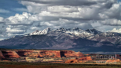 Photograph - Red Cliffs Of Utah by Jim Garrison