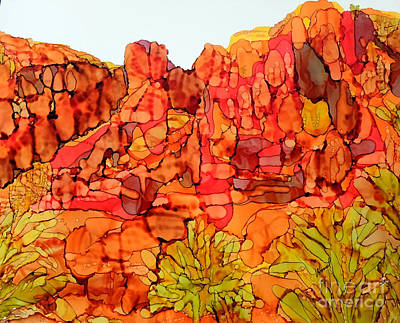 All You Need Is Love - Red Rock Canyon Loop by Vicki  Housel