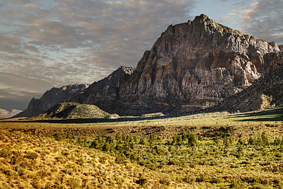 Photograph - Red Rock Canyon by Ricky Barnard