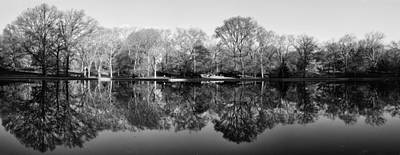 Photograph - Reflections by Cornelis Verwaal