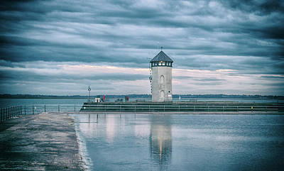 Essex Wall Art - Photograph - Reflections by Martin Newman