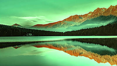 Photograph - Reflections Of Switzerland by Unsplash