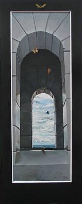 Refuge Angeles Art Print by Boris Koodrin
