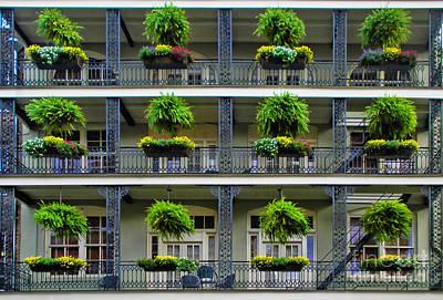 Photograph - Repetition by Steven Parker