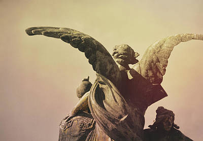 Photograph - Angel Representing Thought  by JAMART Photography