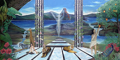 Ressurrection Original by Sevan Thometz