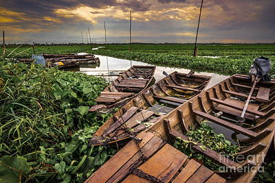 Photograph - Rest Of Boat by Arik S Mintorogo