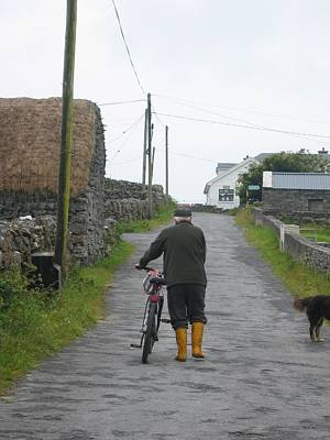 Photograph - Returning Home by Val Byrne