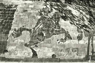 Photograph - Reverse Graffiti by JAMART Photography